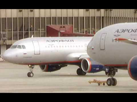 Aeroflot Corporate video in ENGLISH