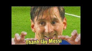 Pha bóng hài hước, vui nhộn bá đạo ► Bất ngờ với độ lầy của Messi =)))