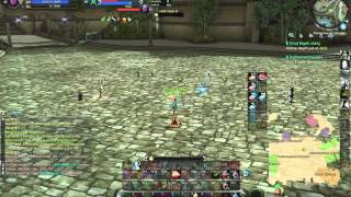 Aion Online 4.3 l Bard  vs Assasin √Hilal√