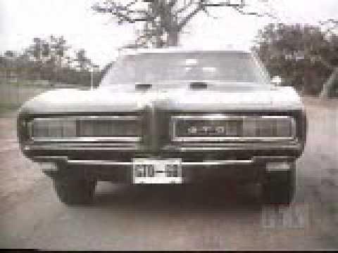 1968 Pontiac GTO - Commercial