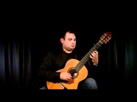Matteo Carcassi, Etude No. 14, Ricardo Prieto