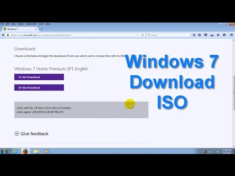 How to download Windows 7 free directly from Microsoft -  Legal Full Version ISO - Easy to Get!