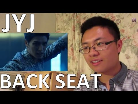 Jyj back Seat Kpop Mv Reaction video