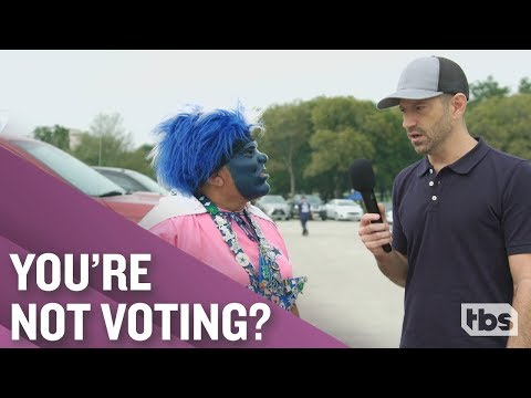 The No-Wave Wave   October 17, 2018 Act 3   Full Frontal on TBS