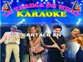karaoke -enamorada de tania de [video]
