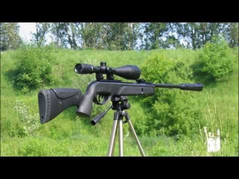 GAMO SOCOM TACTICAL 4,5 mm (Air Rifle)  &  HAWKE ECLIPSE 4-16x50