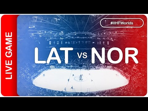 Latvia vs Norway | Game 53 | #IIHFWorlds 2016