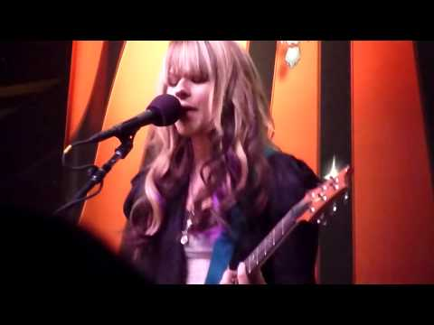 Orianthi - (Xmas intro) What's It Gonna Be and Bad News.mp4