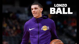 "Lonzo Ball 2017 UCLA Mix ||  ""iSpy"" ᴴᴰ"
