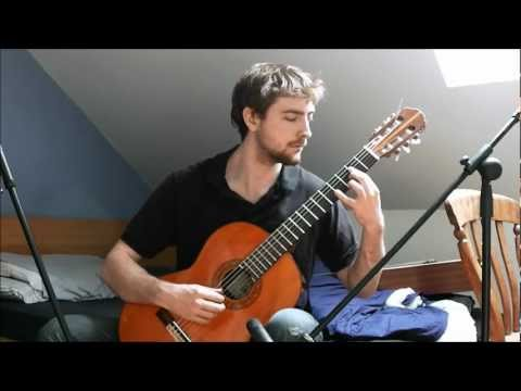 The Lord of the Rings - Concerning Hobbits Classical Guitar