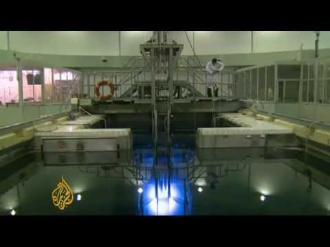 Iran inside Tehran research reactor راكتور پژوهشي تهران ايران