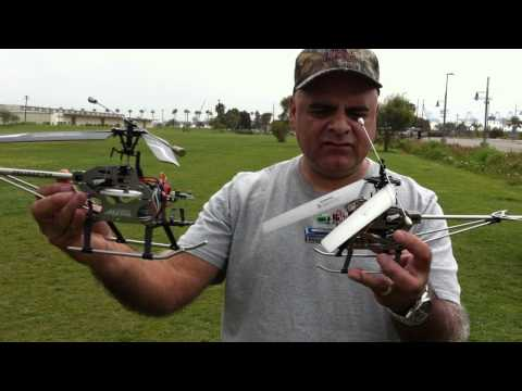 Double Horse 9117 & 9116 RC Helicopter Setup
