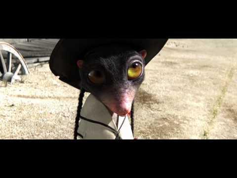 Rango (Johnny Depp) - latest movie trailer (HD)