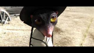 Rango (Johnny Depp) - latest movie trailer (HD)