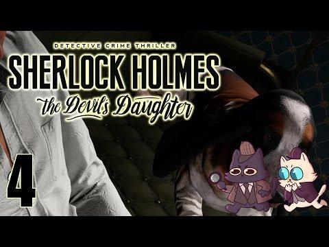 BARK BARK BARK BARK BARK! - Sherlock Holmes: The Devil's Daughter Part 4