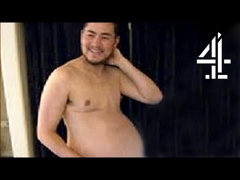 The Pregnant Man | Pregnant Man's Diary | Channel 4 Music Videos
