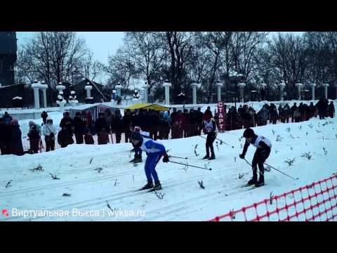 Приглашение на фестиваль зимних видов спорта «День снега» который пройдет в округе Выкса 22.02.2014