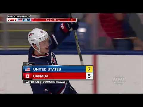 2017 WJSS Highlights: USA 7, Canada 5