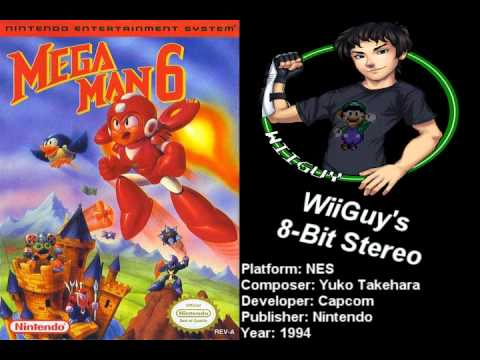 Mega Man 6 (NES) Soundtrack - Stereo