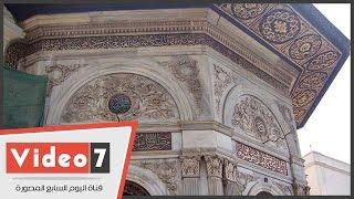 سبيل «أم عباس» أشهر تحفه آثرية بالسيدة زينب يتحول لمقلب زبالة