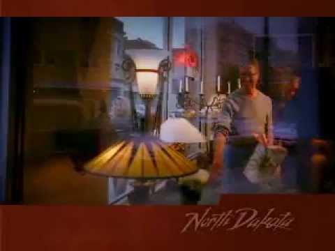 North Dakota Tourism - 2004 Born Explorer TV Ad