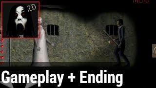 Slendrina 2D Gameplay + Ending