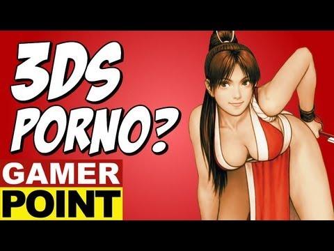 3DS pornô?  / Novo DLC pra Black Ops 2?