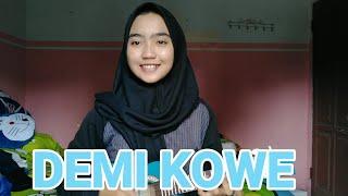 Demi Kowe - Pendhoza cover by adel angel kentrung version