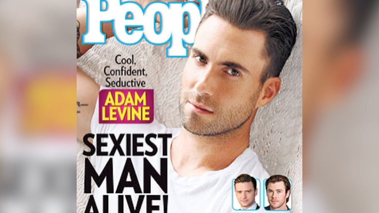 Sexiest Man Alive All the Sexiest Man Alive Covers
