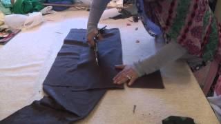 Lining For The Denim Dress