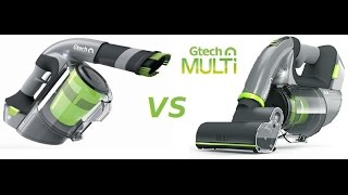 Gtech Multi MK.2 Unboxing & comparison with the Multi MK.1