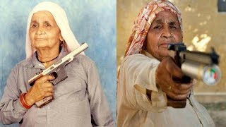 শুটার দাদি বা রিভলবার দাদি | ৮৪ বছরের দাদি, পিস্তলবাজিতে মারদাঙ্গা ! | Bangla News