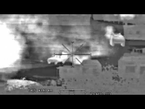 Apache Helicopter Attack 2011