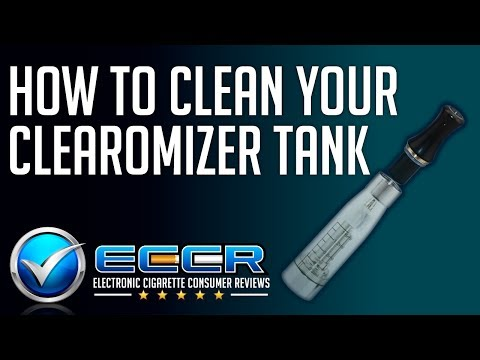 ECCR Xtra: Clearomizer Tank Cleaning & Refilling - Halo Triton & Halo G6 Mini Tanks
