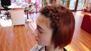 Reverse braiding tutorial