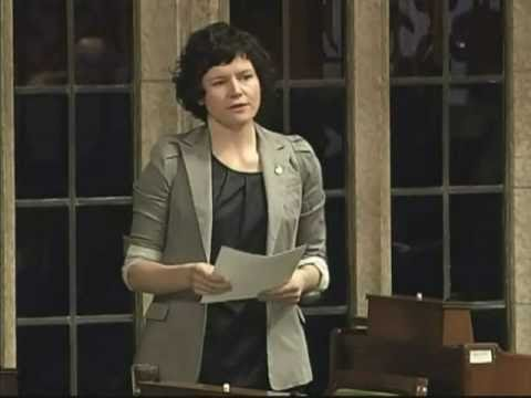 February 18, 2011 Megan urges Government to keep shipbuilding in Halifax