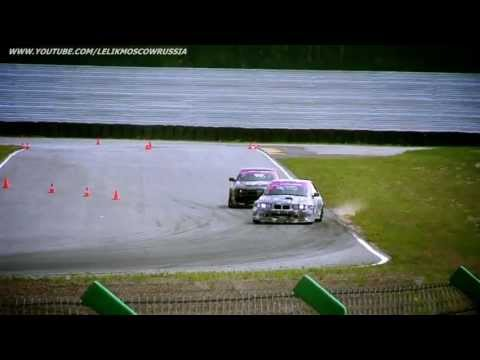 Песегов vs Ружейников 3stage NRING RDS Russian Drift Series 2012