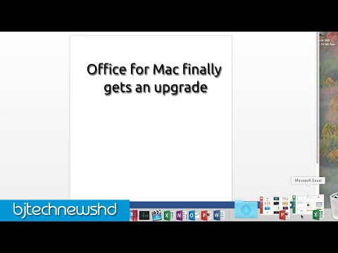 Microsoft Office 2016 for Mac Hands On Review!