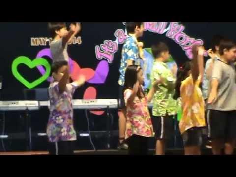 """""""Banana Song"""" by Grade 5 Children Choir of Ekamai International School"""