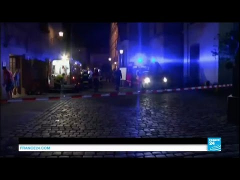 Munich attack: A look back at Germany bloody week