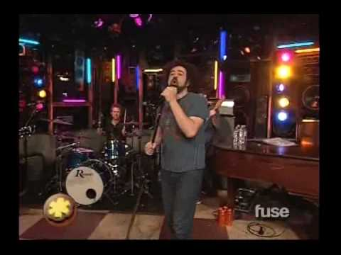Counting Crows - You Can&#039;t Count On Me (live on FUSE)