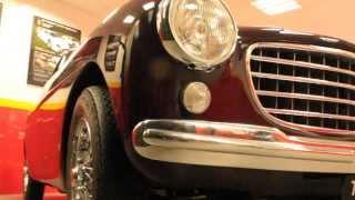 Ferrari 166 Inter Vignale Coupe - For sale at Talacrest
