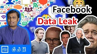 Facebook data leak and Cambridge analytica everything you should know about this Kand (Hindi)
