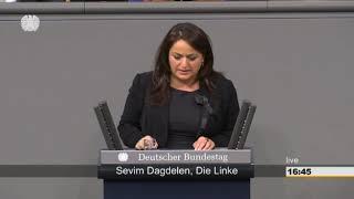 Sevim Dagdelen: Aktuelle Stunde zur Lage in der Türkei nach dem… [Bundestag 14.10.2015]