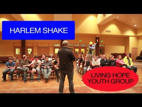 Living Hope Youth Group Harlem Shake