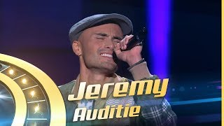 JEREMY - Love Never Felt So Good // DanceSing // Audities