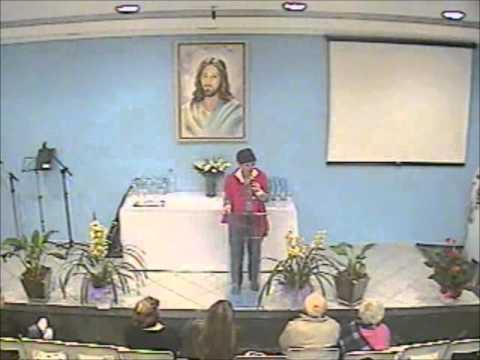 Palestra - Grupo Espírita Esperança - Tania Rodrigues - 27 de junho de 2012