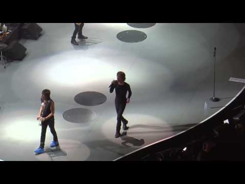 The Rolling Stones - Start Me Up @ Staples Center (2013/05/03 Los Angeles, CA)