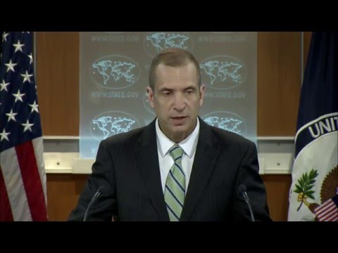 Deputy Spokesperson Toner on Central African Republic Elections