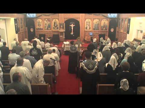 Holy Week Thursday Liturgy 2013